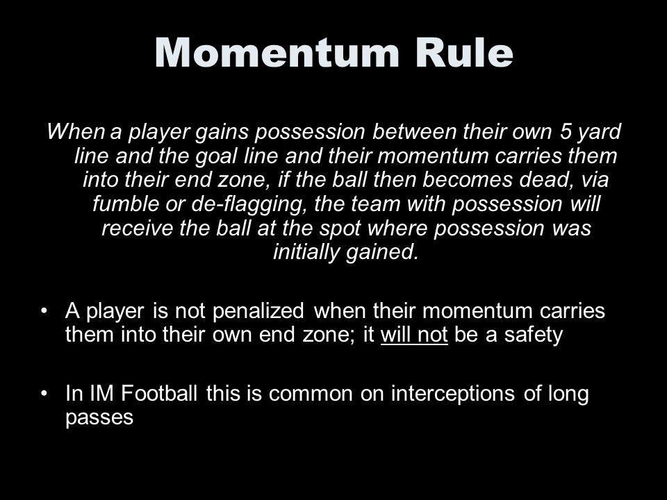 Momentum Rule