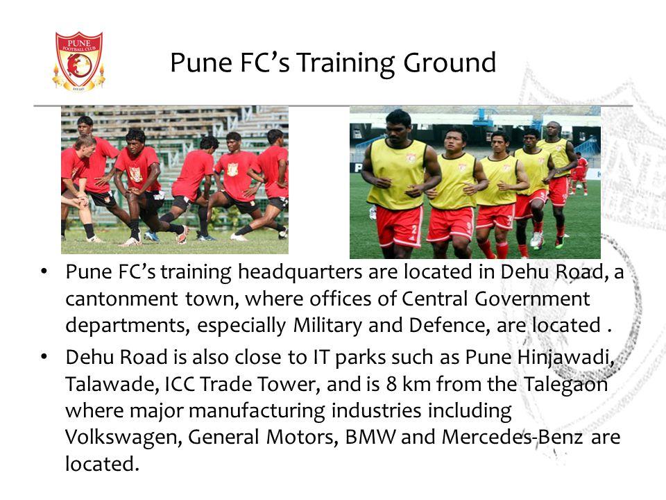 Pune FC's Training Ground