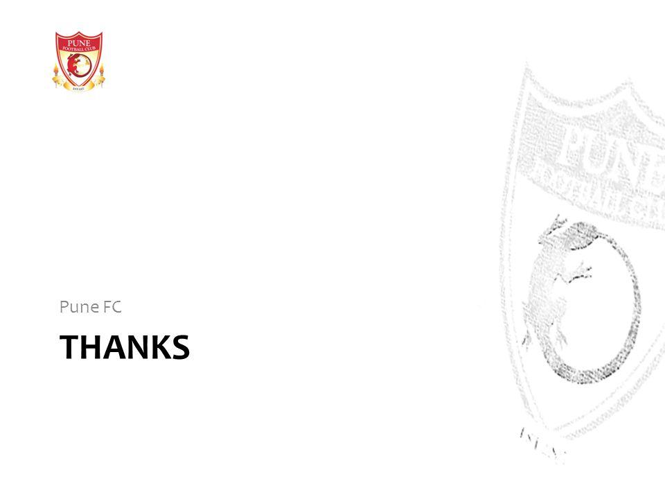 Pune FC THANKS