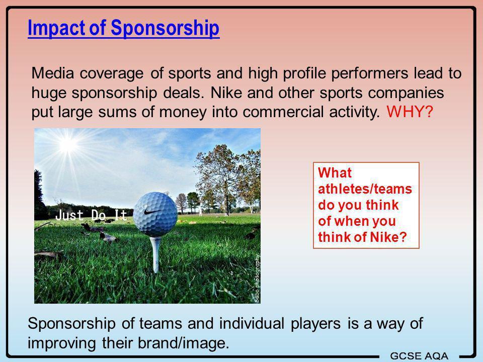 Impact of Sponsorship
