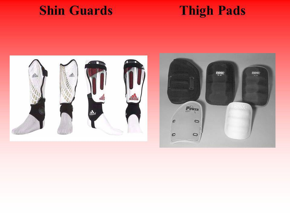 Shin Guards Thigh Pads