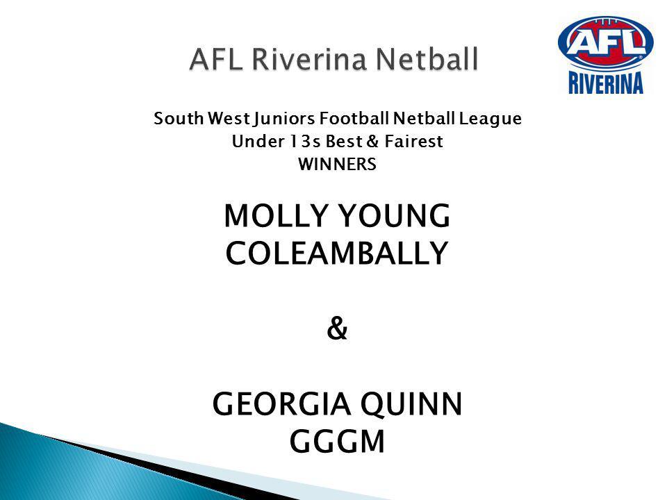 South West Juniors Football Netball League