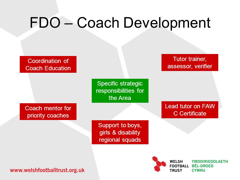 FDO – Coach Development