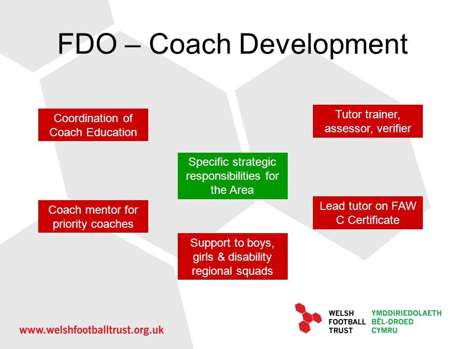 FDO – Coach Development
