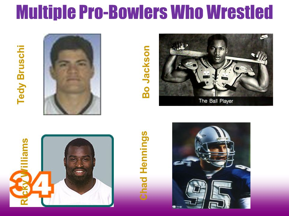 Multiple Pro-Bowlers Who Wrestled