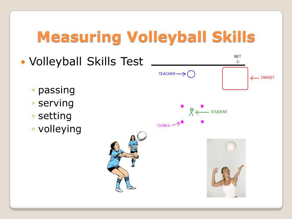 Measuring Volleyball Skills
