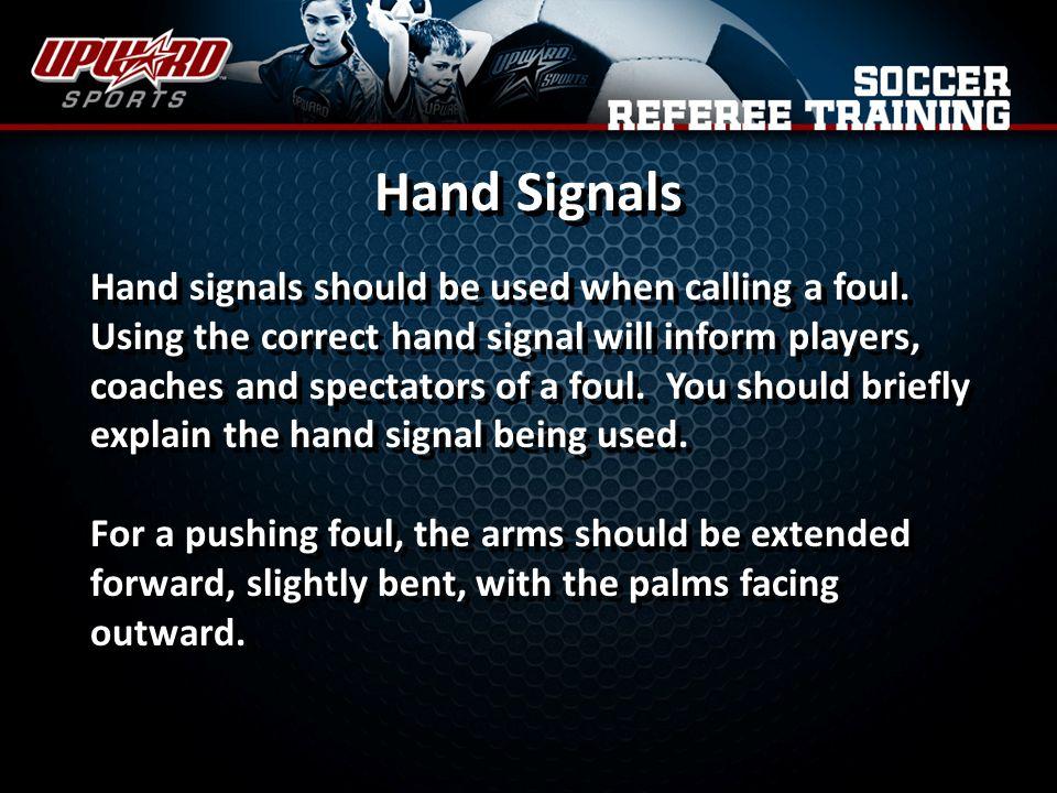 Hand Signals