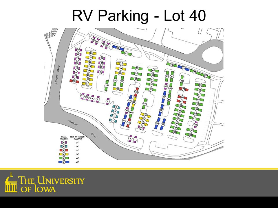 RV Parking - Lot 40