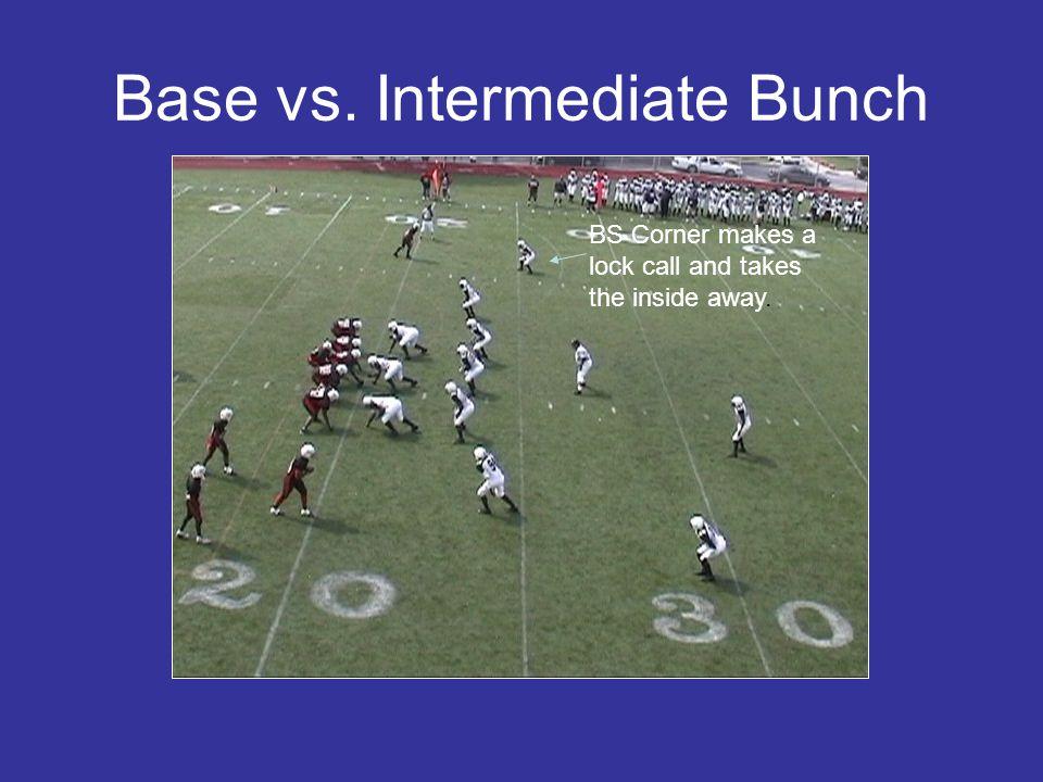 Base vs. Intermediate Bunch