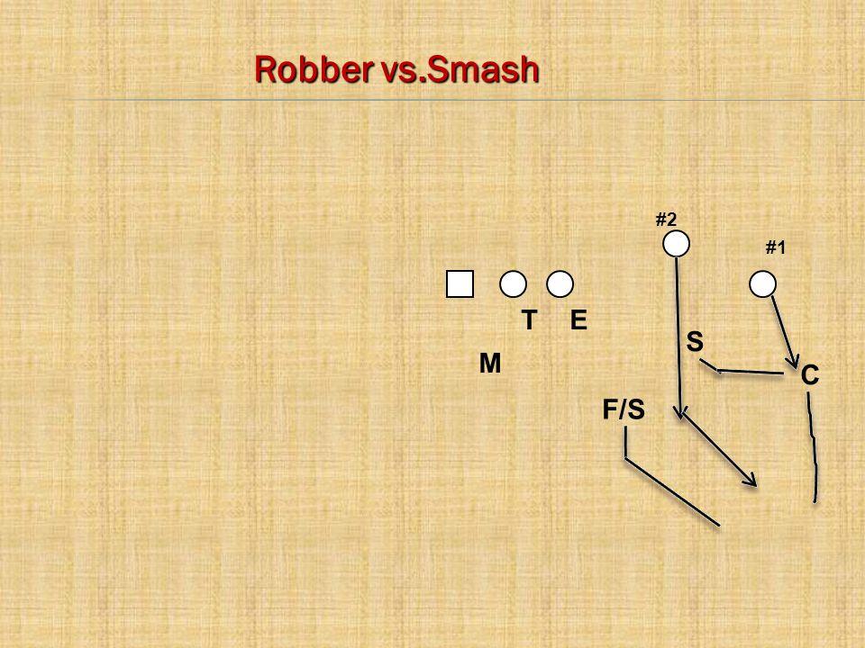 Robber vs.Smash #2 #1 T E S C M F/S