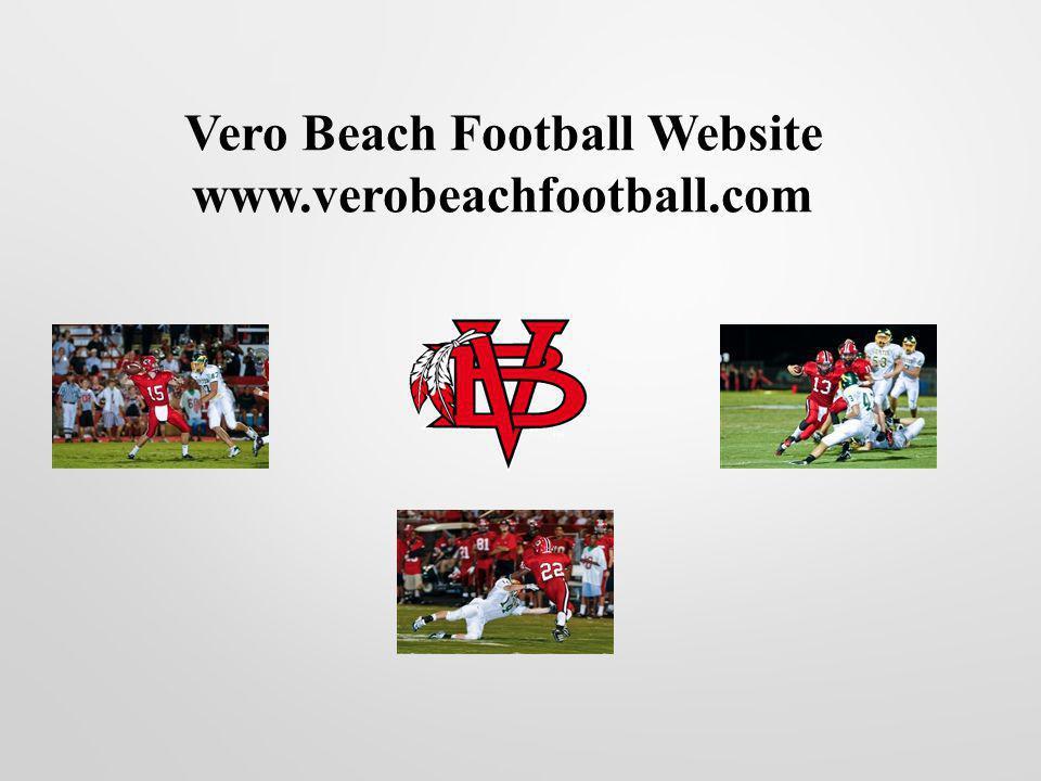 Vero Beach Football Website www.verobeachfootball.com