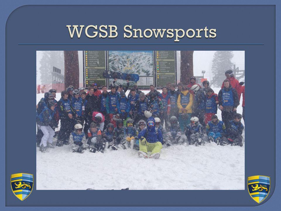 WGSB Snowsports