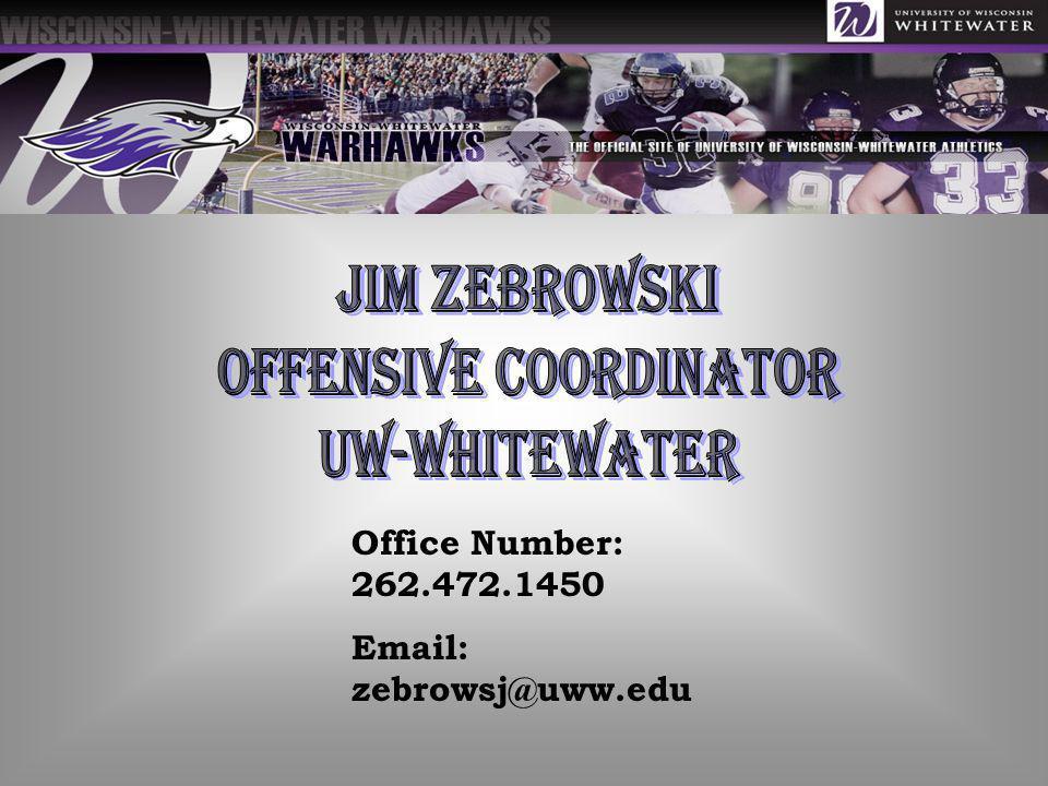 Offensive Coordinator