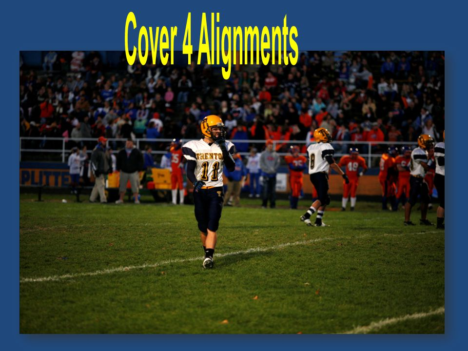Cover 4 Alignments