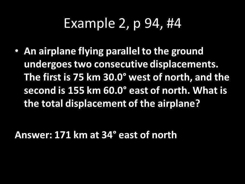 Example 2, p 94, #4