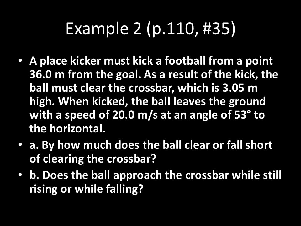 Example 2 (p.110, #35)