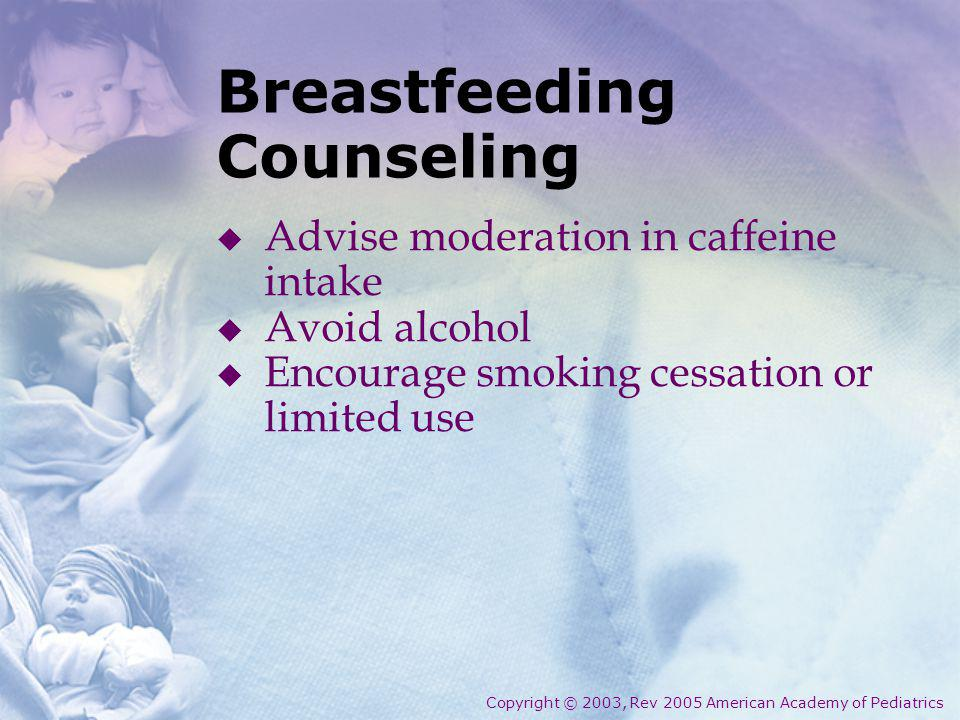 Breastfeeding Counseling