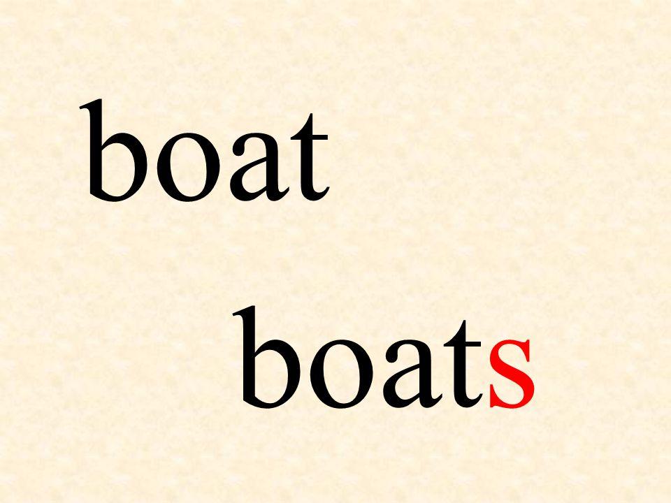 boat boats