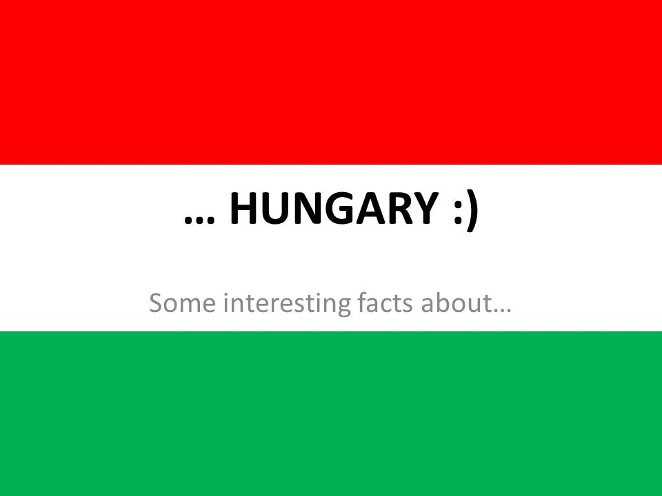 Some interesting facts about…