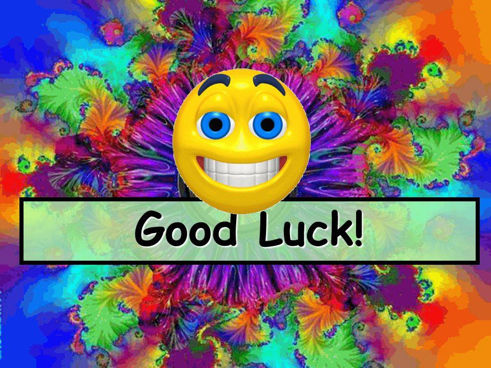 Good Luck! www.globalcitizen.co.uk