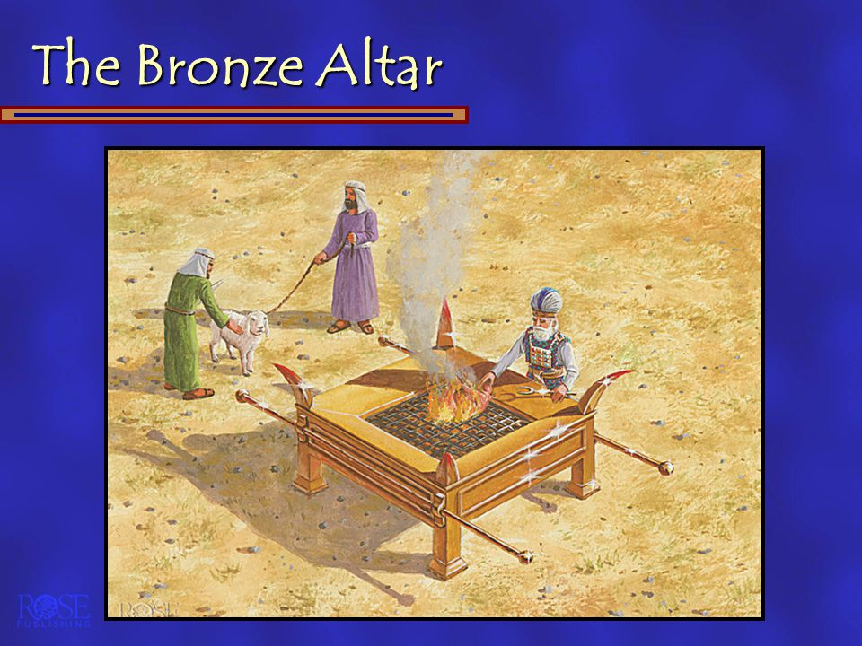 The Bronze Altar