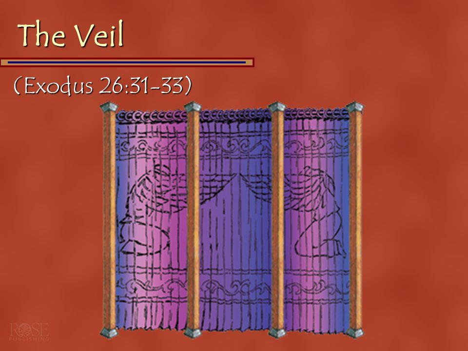 The Veil (Exodus 26:31-33)