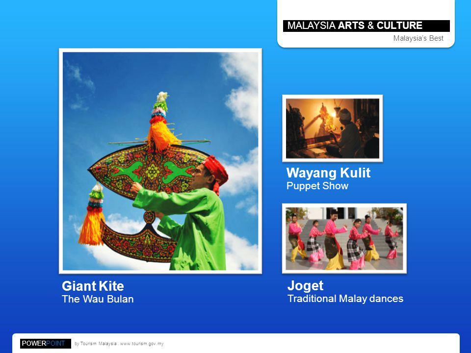 Wayang Kulit Giant Kite Joget Puppet Show The Wau Bulan