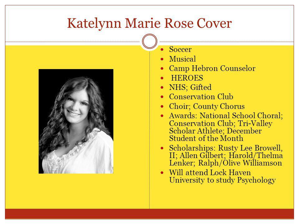 Katelynn Marie Rose Cover