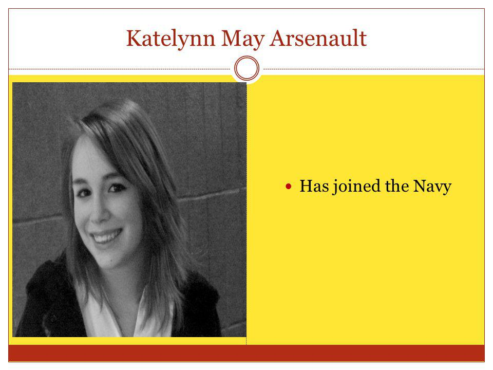 Katelynn May Arsenault