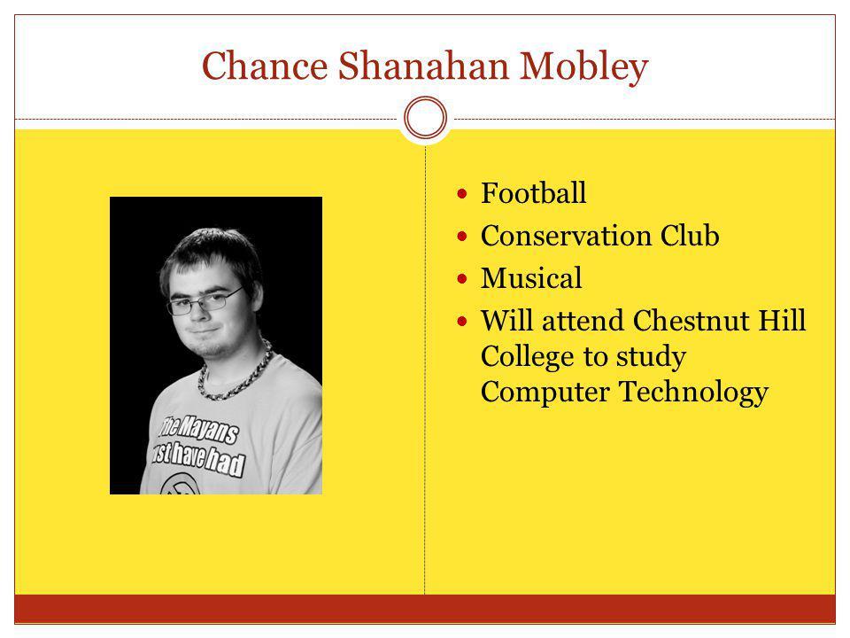 Chance Shanahan Mobley