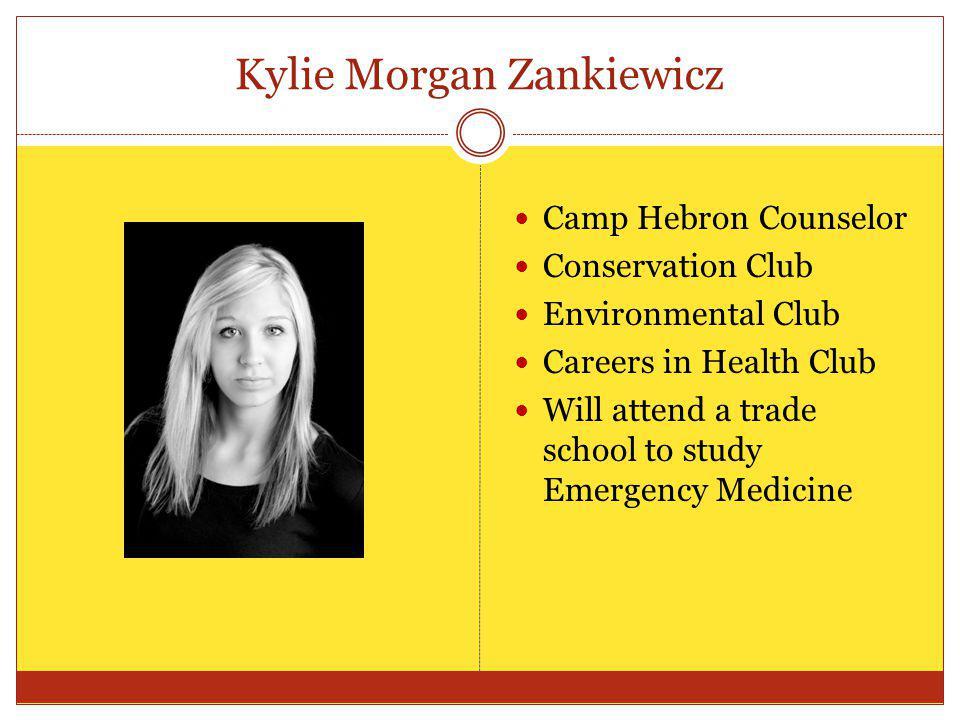 Kylie Morgan Zankiewicz