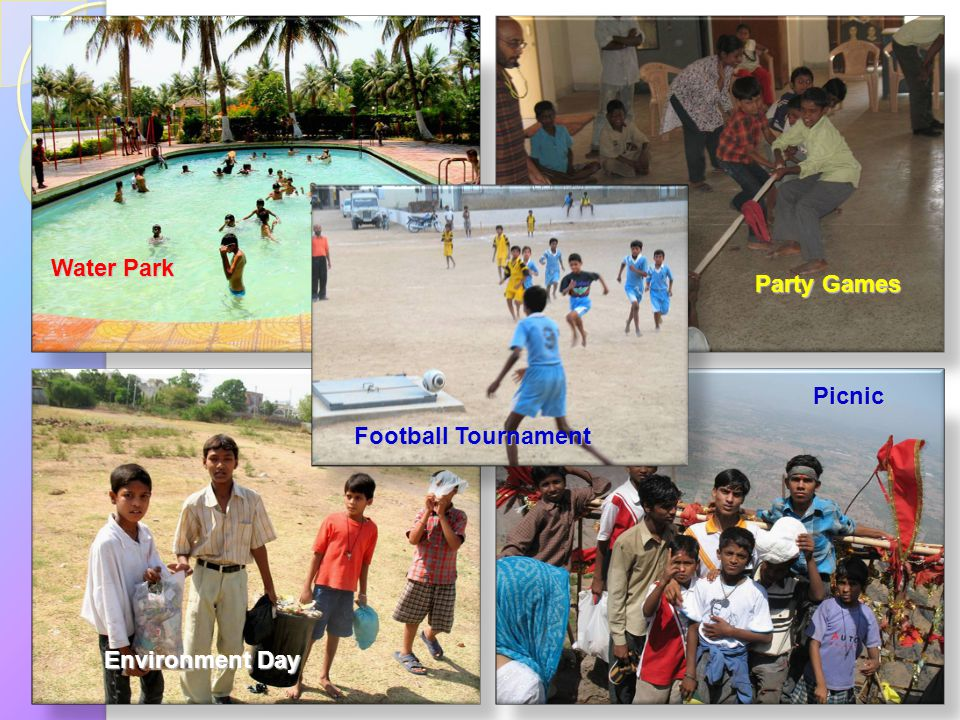 Water Park Party Games Picnic Football Tournament Environment Day