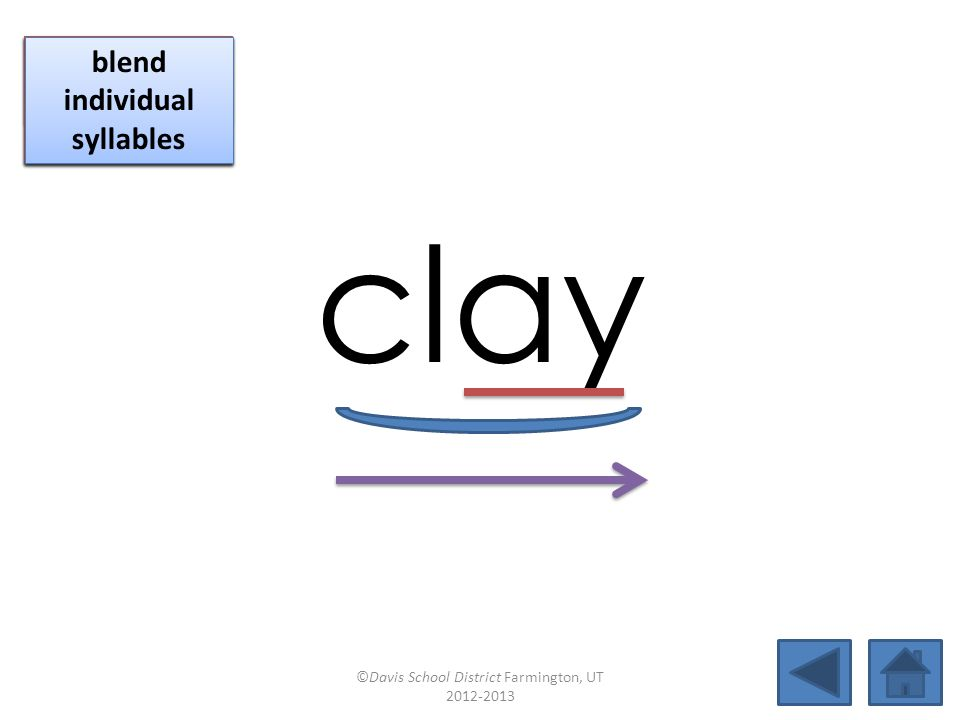 clay click per vowel identify vowel patterns identify vowel patterns