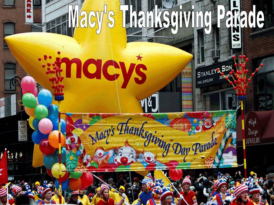 Macy s Thanksgiving Parade