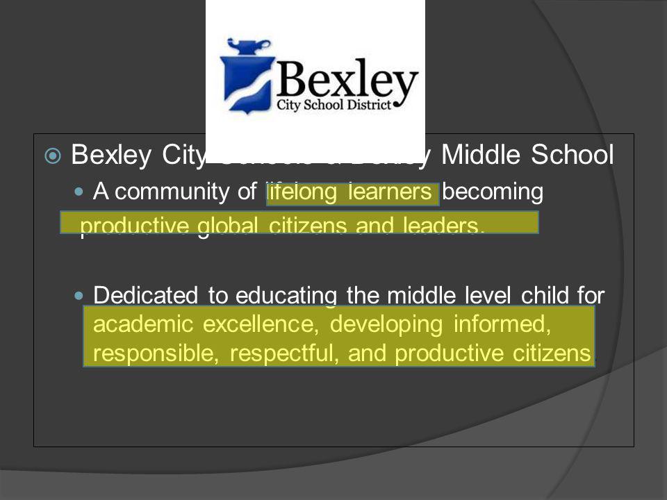 Bexley City Schools & Bexley Middle School