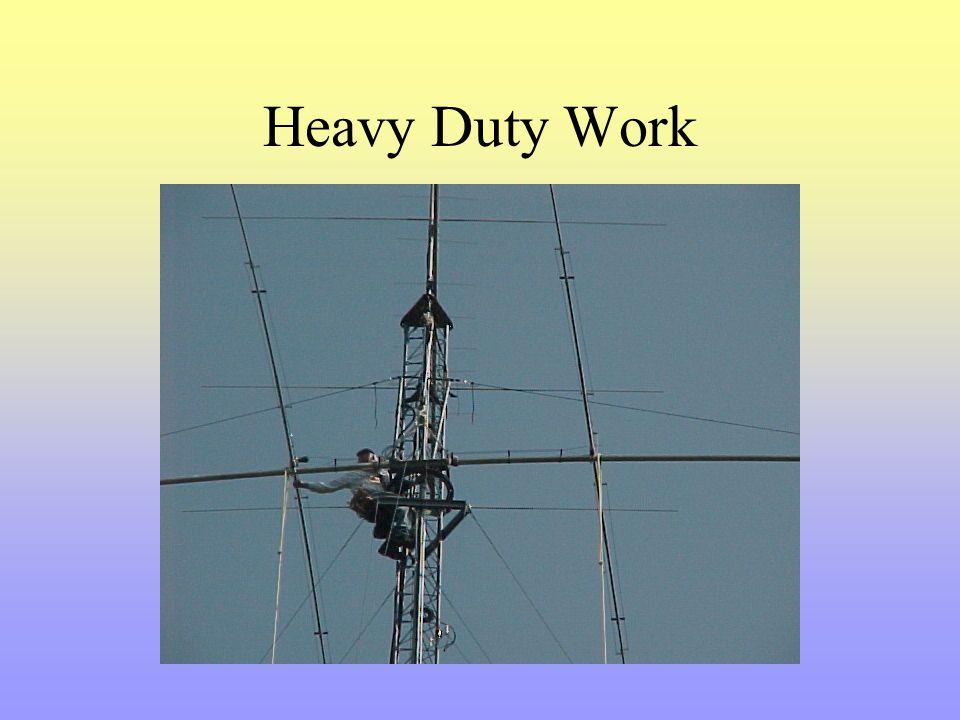 Heavy Duty Work