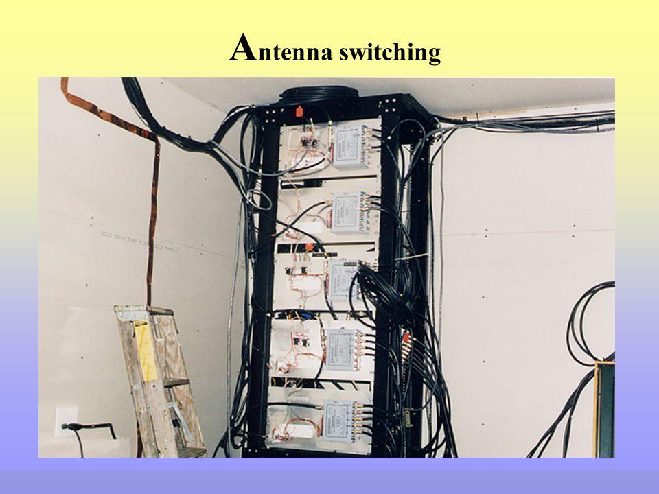 Antenna switching