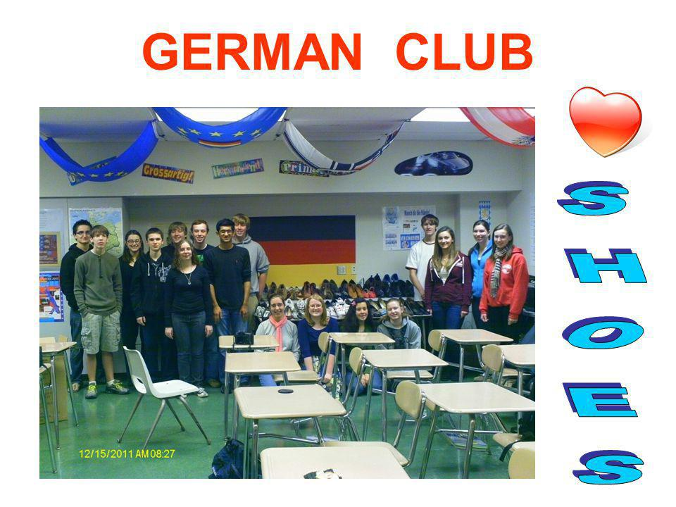 GERMAN CLUB SHOES