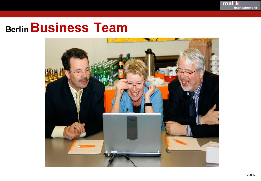 Berlin Business Team