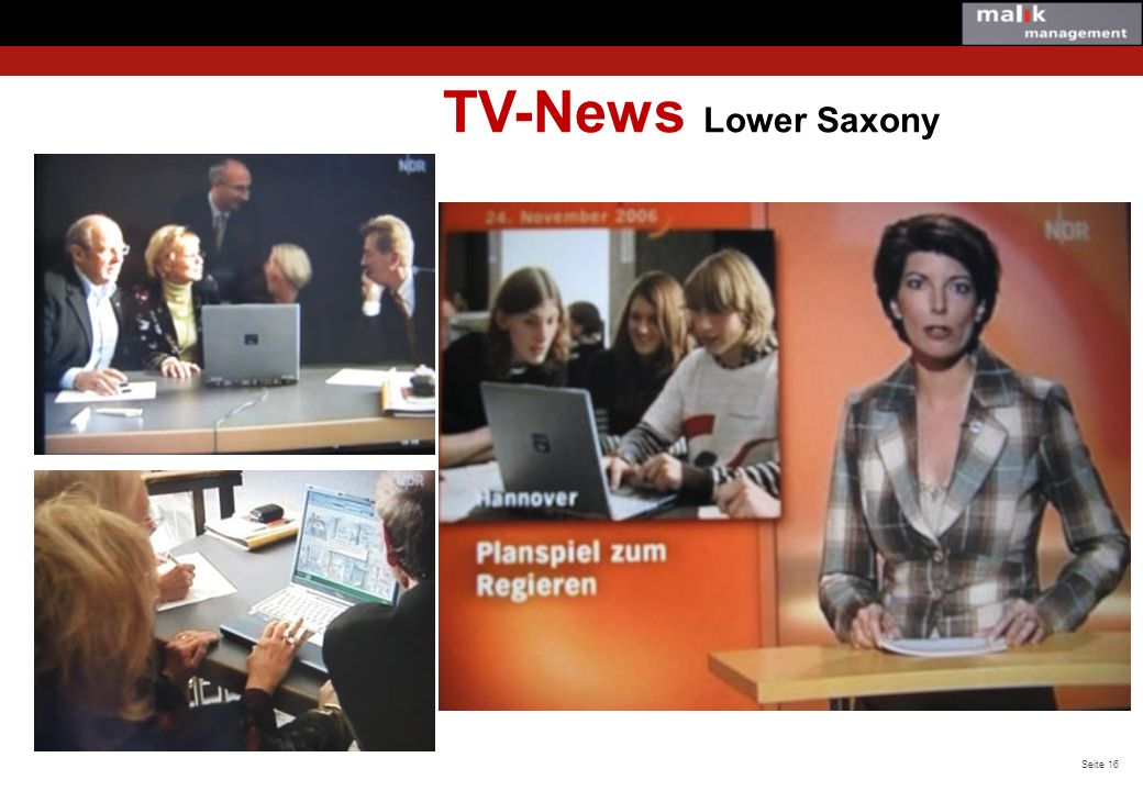 TV-News Lower Saxony