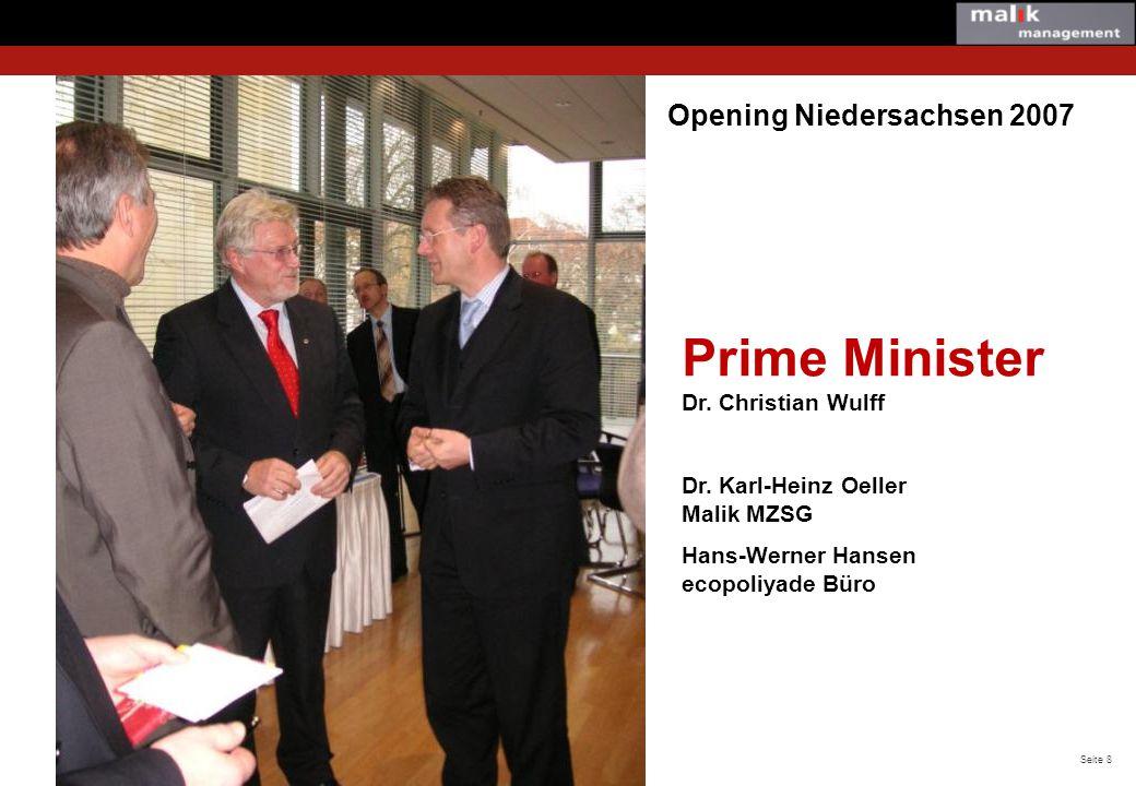 Opening Niedersachsen 2007