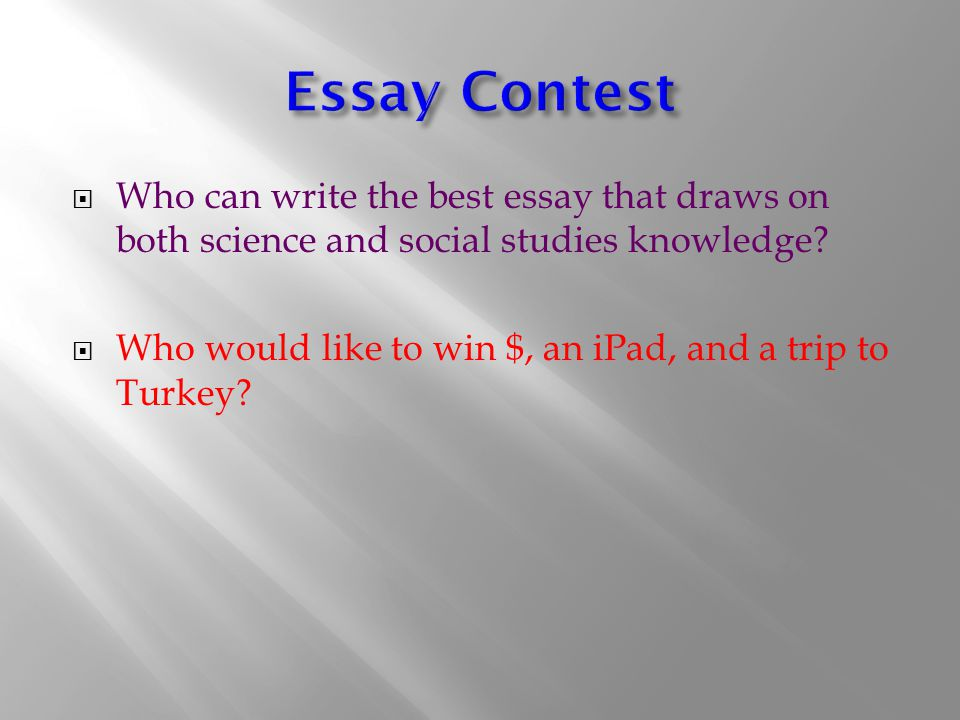essay contest vacation 15082017  transitionsabroadcom invites submissions for its 2017 expatriate and work abroad writing contest  and working abroad  contest, attach your essay.