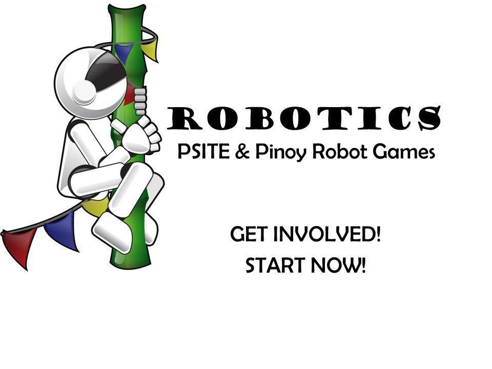 Robotics PSITE & Pinoy Robot Games