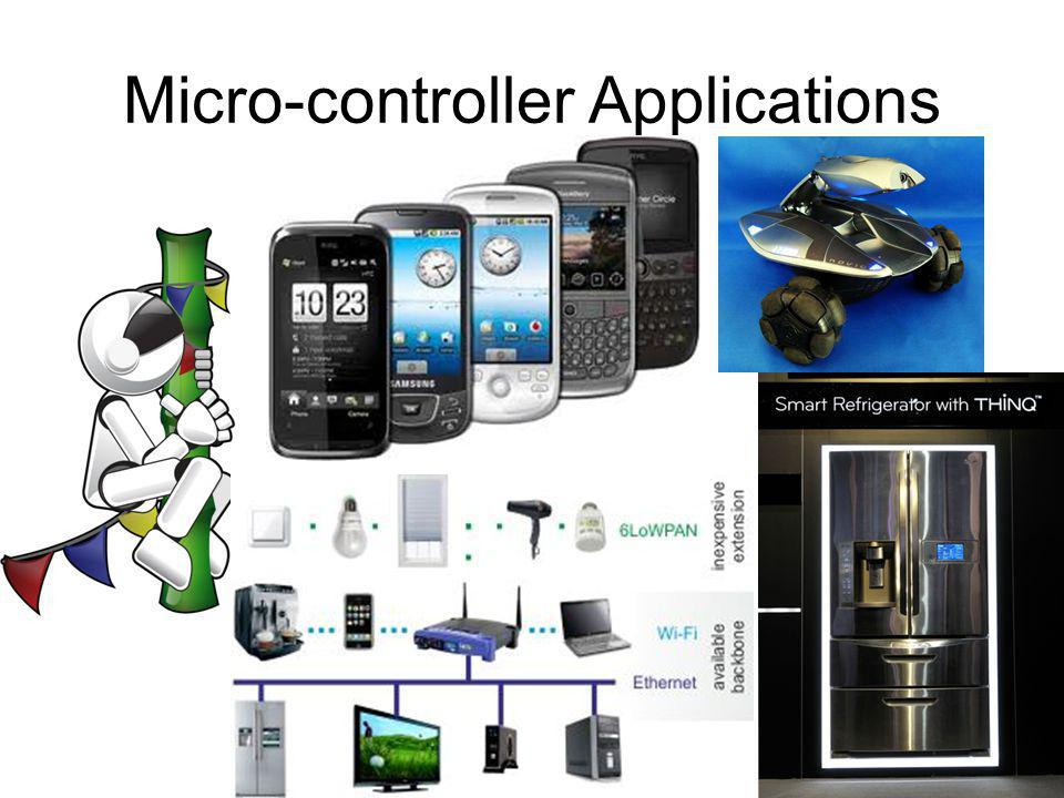 Micro-controller Applications