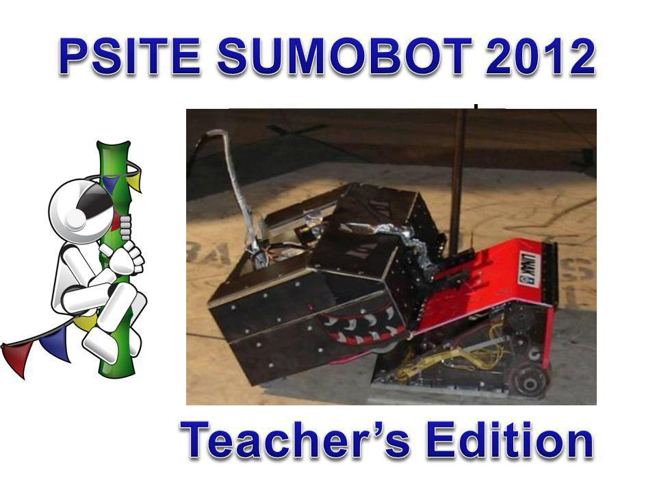 PSITE SUMOBOT 2012 Teacher's Edition