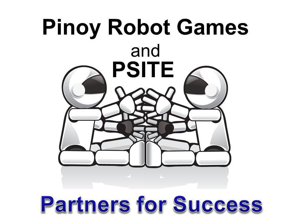 Pinoy Robot Games and PSITE Partners for Success