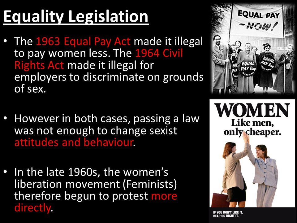 Equality Legislation