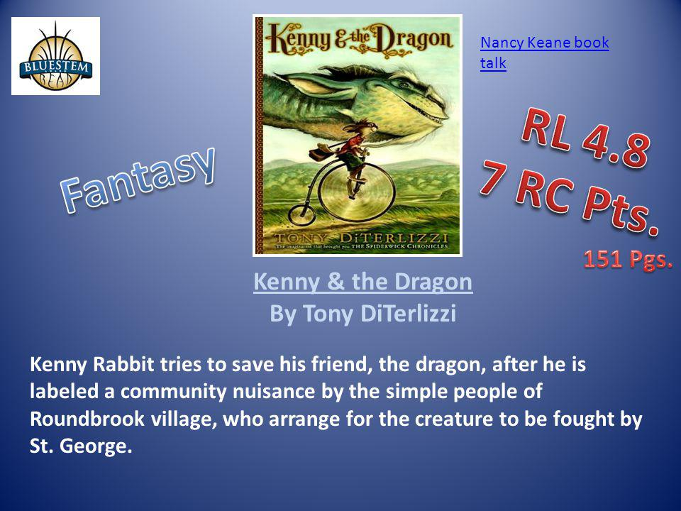 RL 4.8 7 RC Pts. Fantasy 151 Pgs. Kenny & the Dragon
