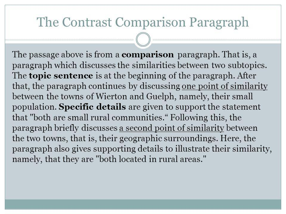 How to Write Compare and Contrast Essay: Defining This Type of Paper