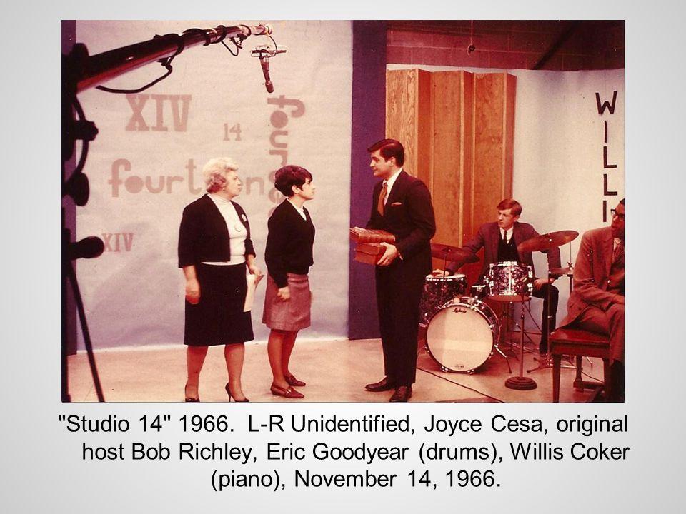 Studio 14 1966.